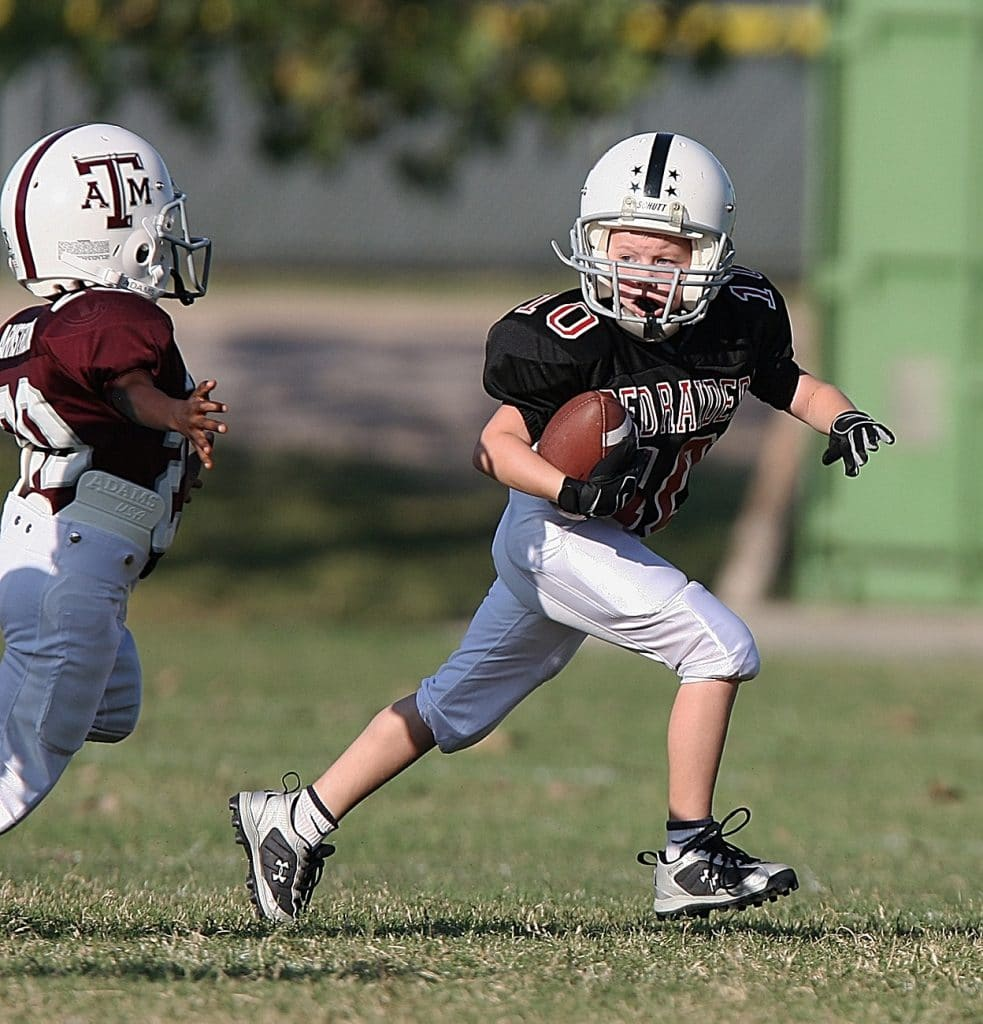 should children play tackle football essay Creighton university is a jesuit, catholic university bridging health, law, business  and the arts and sciences for a more just world.