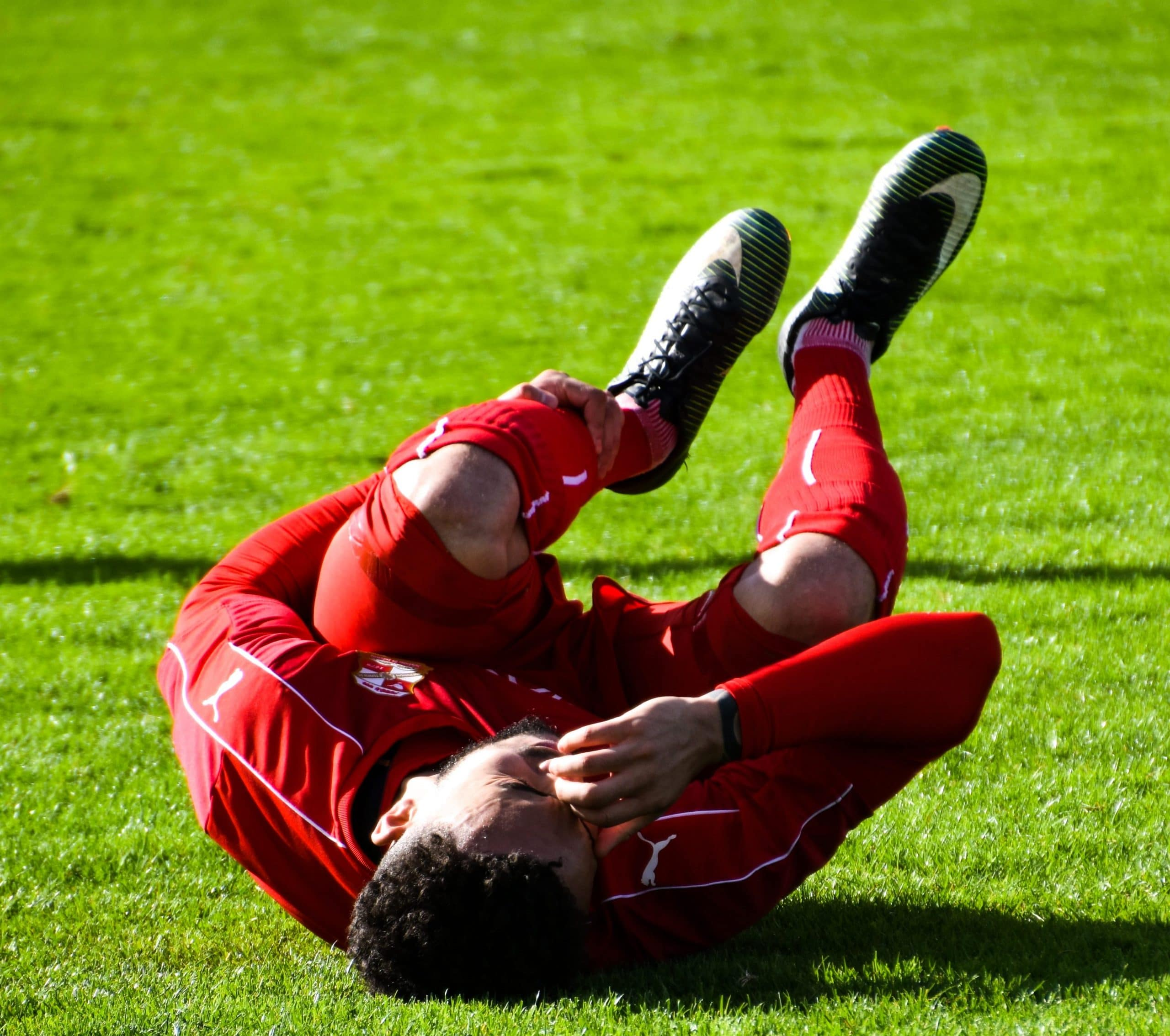 5 Things To Do When You Sustain A Sports Injury That Puts ...