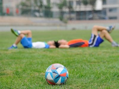Fostering Healthy Athletes to Avoid Injury