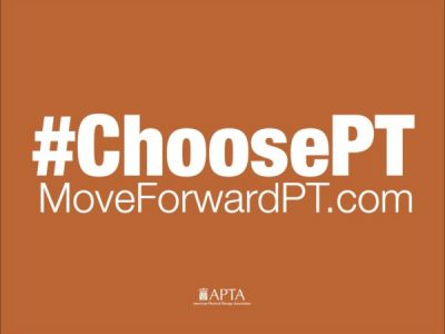 Did You Know that October is National Physical Therapy Month?