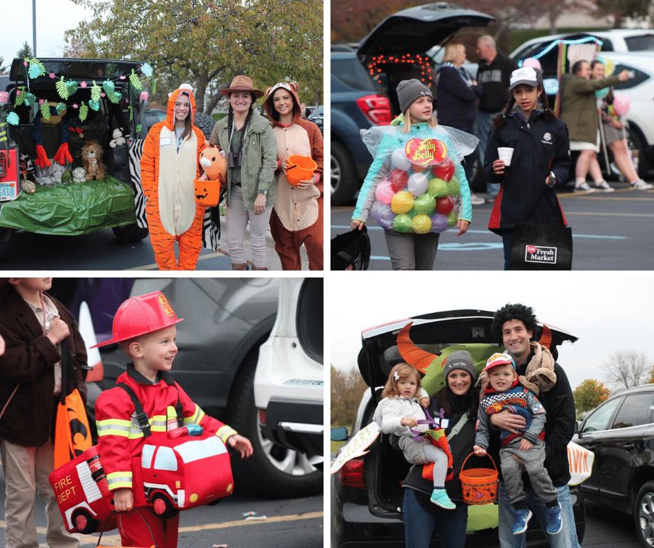 HJPT trunk or treat
