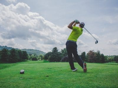 3 Golf Swing Faults that Contribute to Low Back Pain