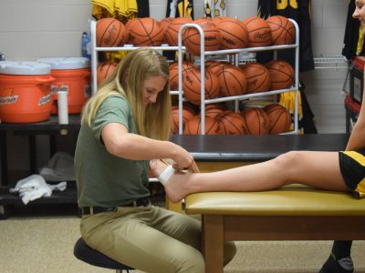 Why I Became an Athletic Trainer
