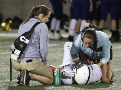 A Day in the Life of an Athletic Trainer